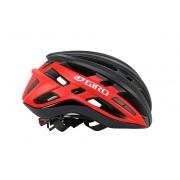 Capacete Ciclismo Giro Agilis Mips Preto e Vermelho