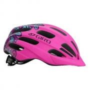 Capacete Ciclismo Giro Hale Rosa
