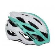 Capacete Ciclismo MTB Absolute Luna Branco e Verde