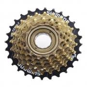 Catraca Rosca Roda Livre Shimano Tz500 14 x 28 Dentes 7v