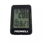 Ciclocomputador Prowell Pw-fc501 12 Funções