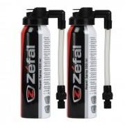 Conjunto Com 2 Unidades de Selante CO2 Zefal 100ML Pit Stop