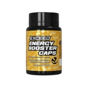 Exceed Energy Booster Caps de Cafeína Com 30 Caps