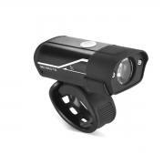 Farol ciclismo Kave Xpg 400 lumens Usb Bateria interna Smart