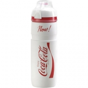 Garrafa Caramanhola Elite Supercorsa Coca Cola Branca 750ml