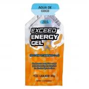 Gel Carboidrato Exceed Energy Água de Coco 30g