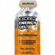 Gel Carboidrato Exceed Energy Baunilha