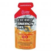 Gel Carboidrato Exceed Energy Margherita 30g