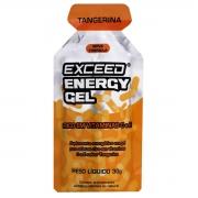 Gel Carboidrato Exceed Energy Tangerina 30g