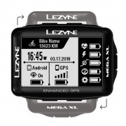 Gps Ciclocomputador Bike Lezyne Mega XL Kit Bluetooth Ant+