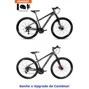 Kit 02 Bicicleta Aro 29 MTB Prowest 21v e 24v