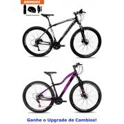 Kit 02 Bicicletas Aro 29 Mtb South Legend 21v
