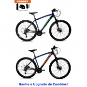 Kit 02 Bicicletas Aro 29 Mtb South Legend 24v