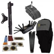 Kit De Reparo Para Bicicleta Com Câmara De Ar Aro 29