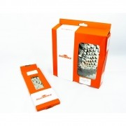 Kit SunRace Cassete MTB 9v + Corrente CNM94 116L 9v