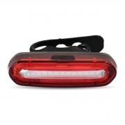 Lanterna Sinalizador Traseiro Kave Led COB Vermelho 18