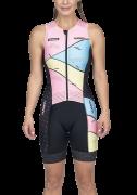 Macaquinho Triathlon Woom Feminino Dreams