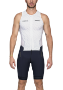 Macaquinho Triathlon Woom Masculino Carbon Ice