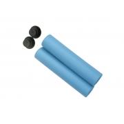 Manopla Punho Bike MTB Absolute NBR1 Azul