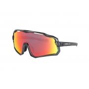 Óculos Ciclismo Mtb Absolute Wild Cinza Vermelho