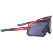 Óculos Ciclismo Mtb Absolute Wild Vermelho e Preto Fumê