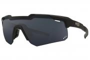 Óculos de Ciclismo HB Shield Mountain Pto Kit Estojo 3 Lente