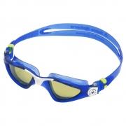 Óculos de Natação Aqua Sphere Kayenne Azul Lente Amarela