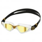 Óculos de Natação Aqua Sphere Kayenne Dourado e Amarela