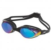 Óculos de Natação Speedo Hydrovision Mr Preto Rainbow