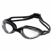 Óculos de Natação Speedo Hydrovision Preto Lente Cristal