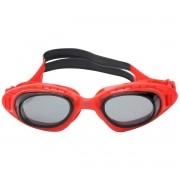 Óculos de Natação Speedo Tornado Vermelho Lente Fumê