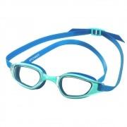 Óculos de Natação Speedo XPower Azul Claro Escuro Lente Tran