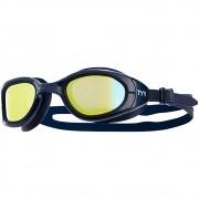 Óculos de Natação Tyr Special Ops Polarizado Azul Gold Navy