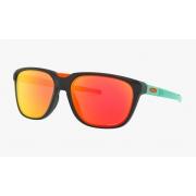 Óculos de Sol Oakley Anorak Matte Black Prizm Ruby