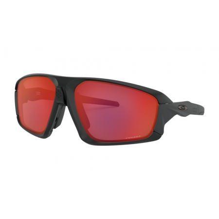 Óculos de Sol Oakley Field Jacket Trail Torch Matte Black