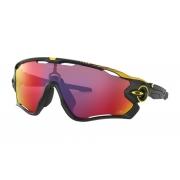 Óculos de Sol Oakley Jawbreaker Matte Black Prizm Road Tdf