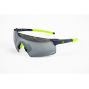 Óculos Hb Quad Road Azul Navy e Verde Lente Fumê