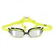 Óculos Natação Aqua Sphere M. Phelps Exceed Lima/Pto Espelha
