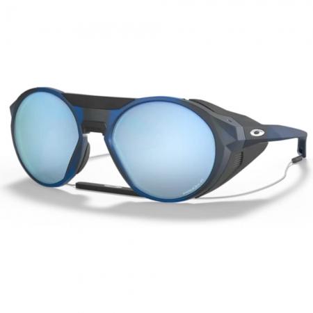 Óculos Oakley Clifden Matte Blue Prizm Deep Polarizado