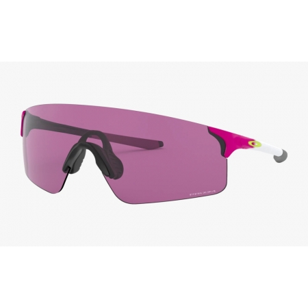 Óculos Oakley Evzero Blades Shocking Pink Prizm Road Black