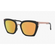 Óculos Oakley Fem Sideswept Velvet Prizm Gold Polarizado