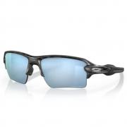Óculos Oakley Flak 2.0 XL Matte Black Camo Prizm Polarizado