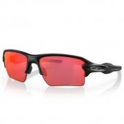 Óculos Oakley Flak 2.0 Xl Matte Black Prizm Trail Torch