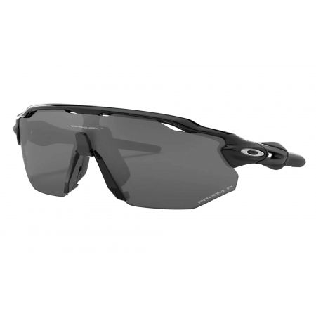 Óculos Oakley Radar Ev Advanc Polished Black Prizm Black Pol