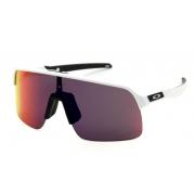 Óculos Oakley Sutro Lite Matte White Prizm Road