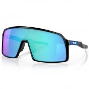 Óculos Oakley Sutro Polished Black Prizm Sapphire