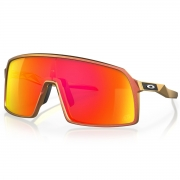 Óculos Oakley Sutro Troy Lee Red Gold Shift Prizm Ruby
