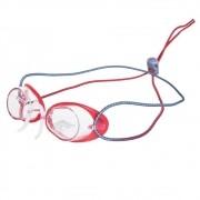 Óculos para Natação Speedo Vermelho Cristal Super Leve