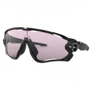 Óculos Sol Oakley Jawbreaker Polished Black Prizm Low Light