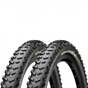 Par de Pneus Continental Mountain King Performance 29 x 2.3